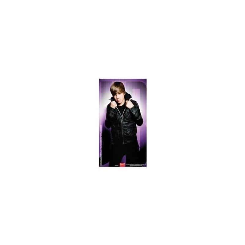 Stickers Justin Bieber purple