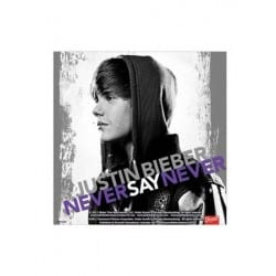 Stickers justin bieber  never say never