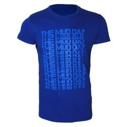 T-shirt Optic Mud Day