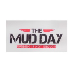 Stickers logo Mud Day
