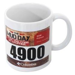 MUD DAY Mug Personnalisé