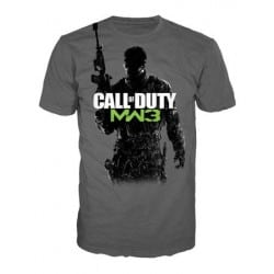 T-shirt Call Of Duty - MW3 Soldier
