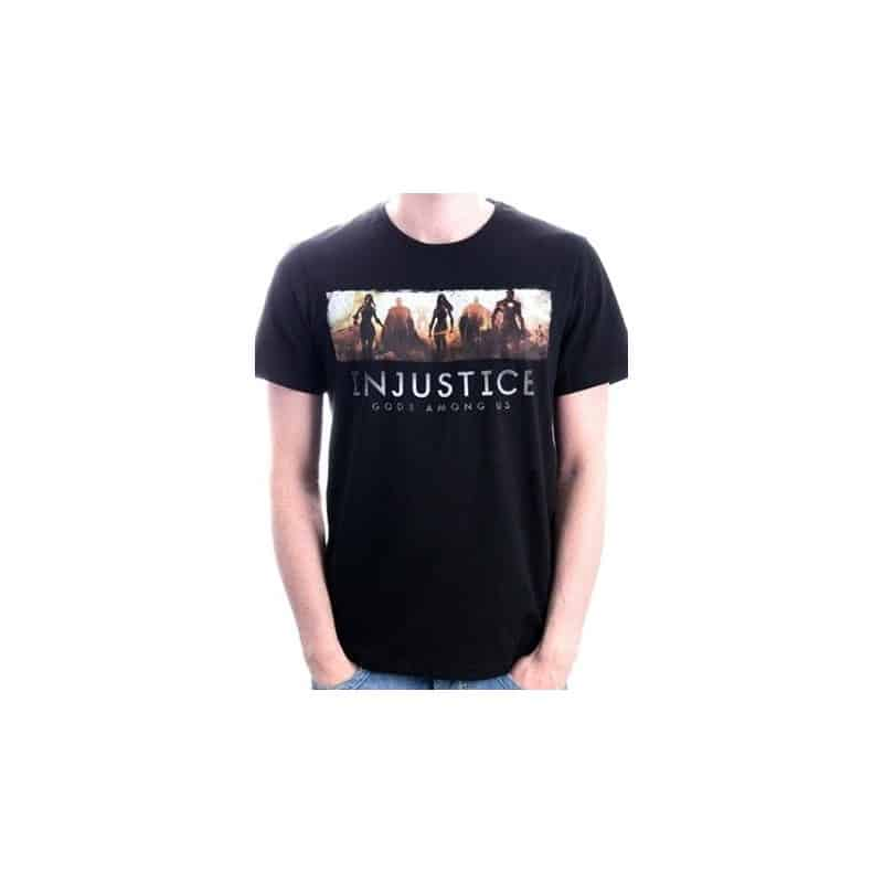 T-shirt INJUSTICE classic