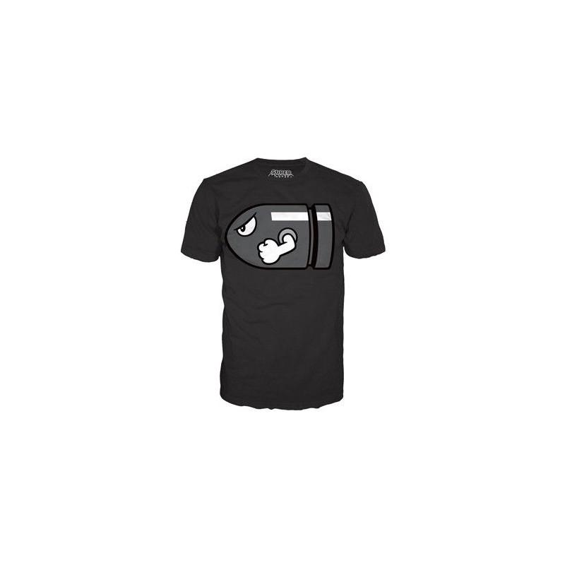 T-shirt Nintendo - Bomb