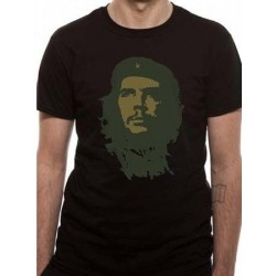 T-shirt CHE GUEVARA - GOLD FACE