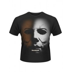 T-shirt Halloween Mask Jumbo print