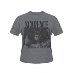 T-shirt Scarface Political Prisoner