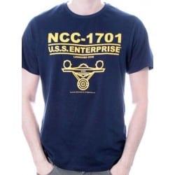 T-shirt STAR TREK NCC 1701