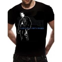 T-shirt Terminator 2 - Hasta la vista
