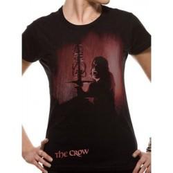 T-shirt femme THE CROW - Rain