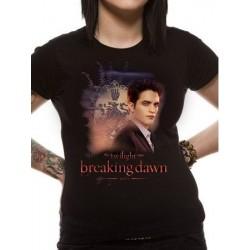 T-shirt Femme TWILIGHT - BREAKING DAWN - PART 1 - Edward Crest