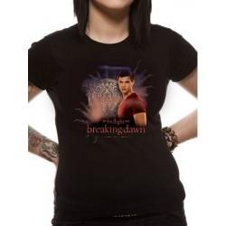 T-shirt Femme TWILIGHT  - BREAKING DAWN - PART 1 - Jacob Tatoo