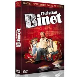 DVD Dans l'intimité d'un auteur : Chritian Binet
