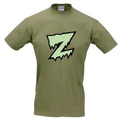 T-shirt The Zumbies - Z