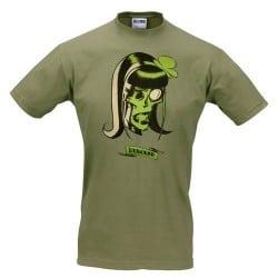T-shirt The Zumbies - Deborah