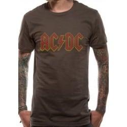 T-shirt ACDC Classic logo