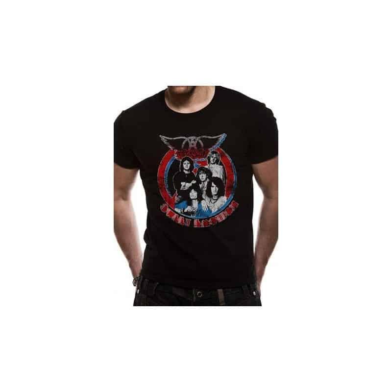 T-shirt AEROSMITH PANDORAS