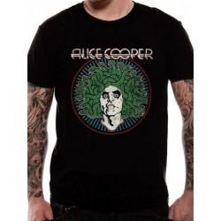 T-shirt Alice Cooper - Medusa Vintage