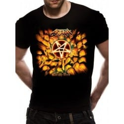 T-shirt ANTHRAX - Worship Music Album