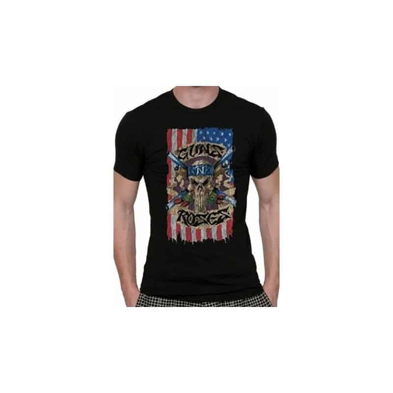 T-Shirt Dakar T 04 Noir
