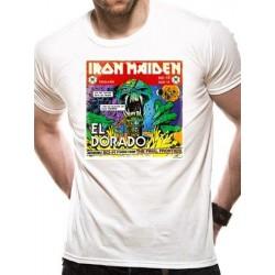 T-shirt Iron Maiden EL Dorado