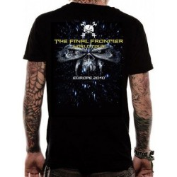 T-shirt Iron Maiden what-big-teeth-euro-tour