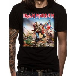T-shirt Iron Maiden the-trooper