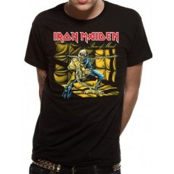T-shirt Iron Maiden piece-of-mind
