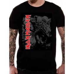 T-shirt Iron Maiden hi-contrast