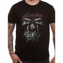 T-shirt Iron Maiden FF  Vintage
