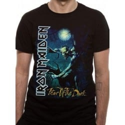 T-shirt Iron Maiden -fear-of-the-dark-tree-sprite