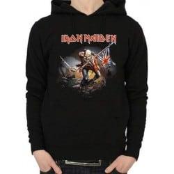 Sweat capuche Iron Maiden the-trooper