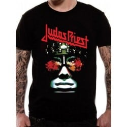 T-shirt JUDAS PRIEST  Hell bent for leather