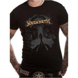 T-shirt MEGADETH - ARMAGEDDON