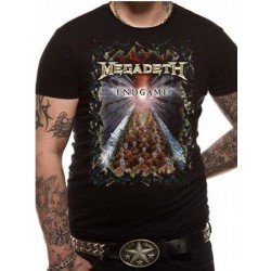 T-shirt MEGADETH end game