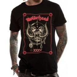 T-shirt MOTORHEAD anniversary