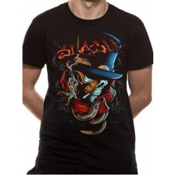 T-shirt SLASH - Smoker
