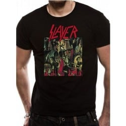 T-shirt SLAYER reign in blood