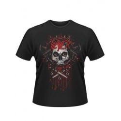 T-shirt SLAYER demonic crest