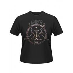 T-shirt SLAYER divine intervention