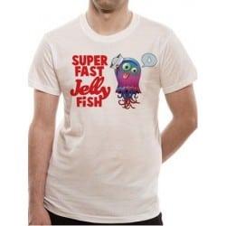 T-shirt  GORILLAZ Jellyfish