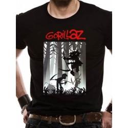 T-shirt GORILLAZ Greatest Hits
