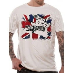 T-shirt SEX PISTOLS SEX PISTOLS - ANARCHY (UNION)