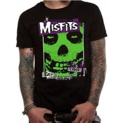 T-shirt Misfits Terror