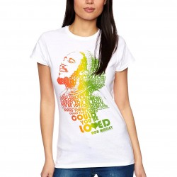 T-shirt femme Bob Marley - You Could Be