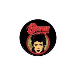 Stickers David Bowie retro