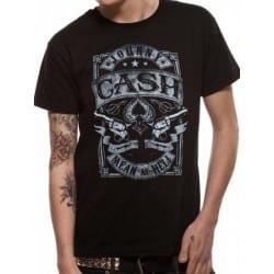 T-shirt CASH JOHNNY Mean