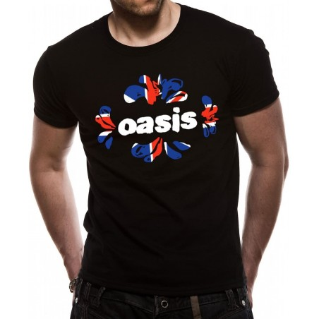 T-shirt Oasis union