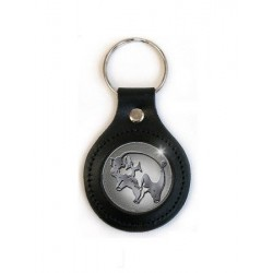 Porte-clefs métal PINK FLOYD Animals