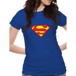 T-shirt femme SUPERMAN Logo